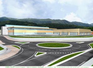 Architettura e retail design m a engineering srl for Piani di costruzione commerciali gratuiti